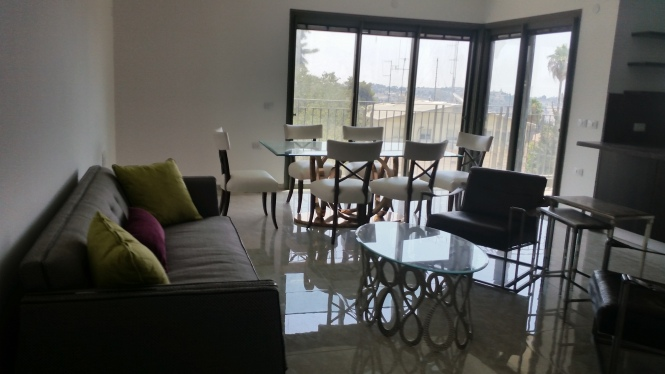 In Boutique HaNevi'im 2 Bedrooms,1.5 Baths 3rd Floor Apartment For Sale